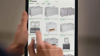 Houzz TV Spot, 'Shop for Your Home, There's No Place Like Houzz' - Thumbnail 1