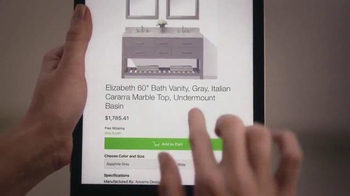 Houzz TV Spot, 'Shop for Your Home, There's No Place Like Houzz' - Thumbnail 6