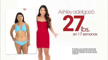 Hydroxy Cut TV Spot, 'Ashley' [Spanish]