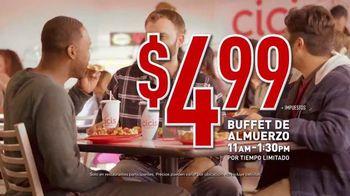 Buffet de almuerzo thumbnail