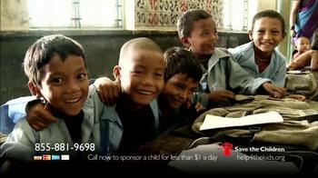 Save the Children TV Spot, 'Extreme Poverty' - Thumbnail 5