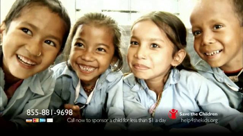 Save the Children TV Spot, 'Extreme Poverty' - Thumbnail 6