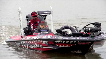 Toyota Tundra TV Spot, 'Fishing and Family' Feat. Mike Iaconelli - 36 commercial airings