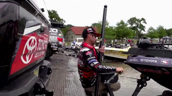 Toyota Tundra TV Spot, 'Fishing and Family' Feat. Mike Iaconelli - Thumbnail 2