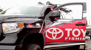 Toyota Tundra TV Spot, 'Fishing and Family' Feat. Mike Iaconelli - Thumbnail 3