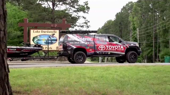 Toyota Tundra TV Spot, 'Fishing and Family' Feat. Mike Iaconelli - Thumbnail 9