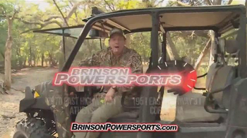 Brinson Powersports TV Spot, 'ATV Superstore' Featuring Ted Nugent - Thumbnail 6
