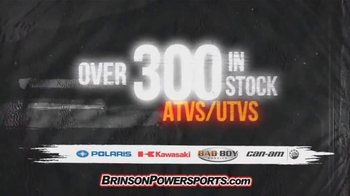 Brinson Powersports TV Spot, 'ATV Superstore' Featuring Ted Nugent - Thumbnail 2