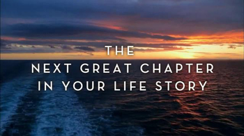 Holland America Line TV Spot, 'The Next Great Chapter' - 495 commercial airings