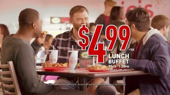 CiCi's Pizza TV Spot, 'Lunch Without Limits' - Thumbnail 6