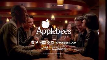 Applebee's Hot Shot Whisky Chicken TV Spot, 'Indulgence' - Thumbnail 9