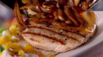 Applebee's Hot Shot Whisky Chicken TV Spot, 'Indulgence' - Thumbnail 5