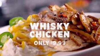 Applebee's Hot Shot Whisky Chicken TV Spot, 'Indulgence' - Thumbnail 6