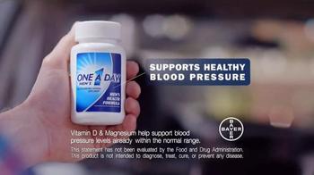 One A Day Men's Health Formula TV Spot, 'Do More' - Thumbnail 4
