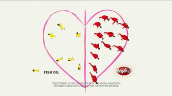 Mega Red Omega-3 Krill Oil TV Spot, 'Synchronized Dancers' - Thumbnail 4