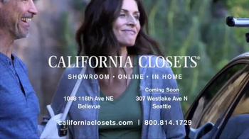 California Closets Winter White Event TV Spot, 'Upgrade' - Thumbnail 9