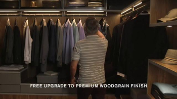 California Closets Winter White Event TV Spot, 'Upgrade' - Thumbnail 6