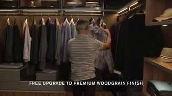 California Closets Winter White Event TV Spot, 'Upgrade' - Thumbnail 7