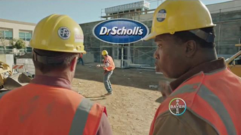 Dr. Scholl's Massaging Gel TV Spot, 'Construction Workers' - Thumbnail 10
