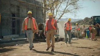 Dr. Scholl's Massaging Gel TV Spot, 'Construction Workers' - Thumbnail 3