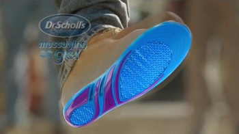 Dr. Scholl's Massaging Gel TV Spot, 'Construction Workers' - Thumbnail 5