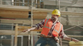 Dr. Scholl's Massaging Gel TV Spot, 'Construction Workers' - Thumbnail 9