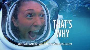 Atlantis TV Spot, 'Why Do We Vacation: Sharks' - Thumbnail 4