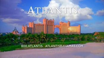 Atlantis TV Spot, 'Why Do We Vacation: Sharks' - Thumbnail 7