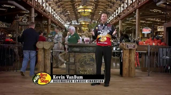Bass Pro Shops Ring Out the Old, Bring in the New Sale TV Spot, 'Vortex' - Thumbnail 8