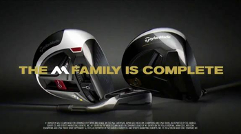 TaylorMade TV Spot, 'M Family Is Complete' Feat. Jason Day, Dustin Johnson - Thumbnail 8