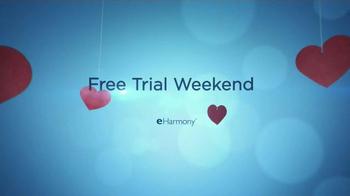 eHarmony Free Trial Weekend TV Spot, 'New Year' - Thumbnail 3