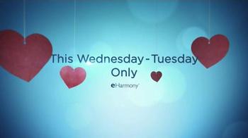 eHarmony Free Trial Weekend TV Spot, 'New Year' - Thumbnail 4