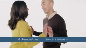 eHarmony Free Trial Weekend TV Spot, 'New Year' - Thumbnail 5