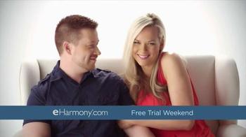 eHarmony Free Trial Weekend TV Spot, 'New Year' - Thumbnail 6