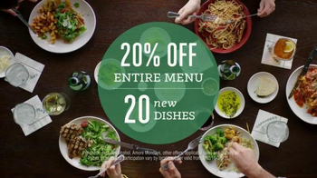 Carrabba's Grill TV Spot, 'New Dishes and Signature Classics' - Thumbnail 8