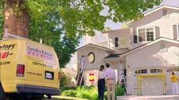 CertaPro Painters TV Spot, 'Wherever Life Leads'