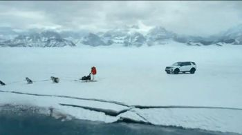 Land Rover Season of Adventure Sales Event TV Spot, 'The Crossing' - 44 commercial airings