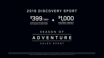 Land Rover Season of Adventure Sales Event TV Spot, 'The Crossing' - Thumbnail 6