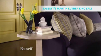 Bassett Martin Luther King Sale TV Spot, 'Colorful Options' - Thumbnail 3