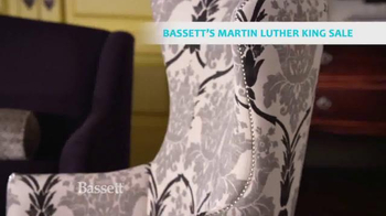 Bassett Martin Luther King Sale TV Spot, 'Colorful Options' - Thumbnail 4