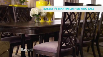 Bassett Martin Luther King Sale TV Spot, 'Colorful Options' - Thumbnail 5