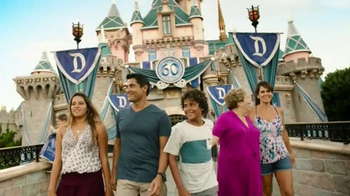 Disney Parks & Resorts TV Spot, 'Unforgettable: The Magic of Family' - Thumbnail 1
