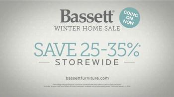 Bassett Winter Home Sale TV Spot, 'HGTV: Robert and Heather' - Thumbnail 6