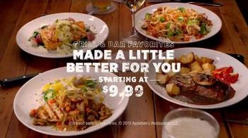 Applebee's TV Spot, 'Grill & Bar Favorites Made A Little' - Thumbnail 7