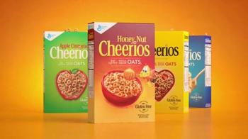 Cheerios TV Spot, 'Rappel' - Thumbnail 9