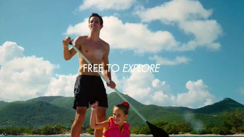 Norwegian Cruise Lines TV Spot, 'Feel Free: Four Offers' Song by Pitbull - Thumbnail 5
