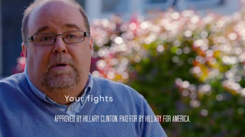 Hillary for America TV Spot, 'Keith'