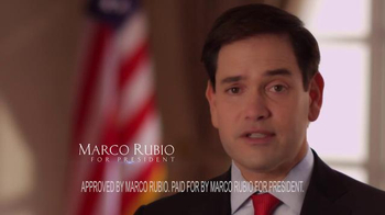 Marco Rubio for President TV Spot, 'Safe'