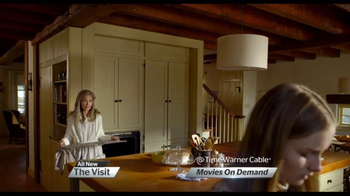 Time Warner Cable On Demand TV Spot, 'The Visit'