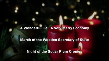 Cruz for President TV Spot, 'Cruz Christmas Classics' - Thumbnail 9